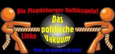 """❌❌❌ Einige Leute haben ein Empfinden dafür, andere können es einfach ausblenden. Die politische Landschaft in Deutschland wird immer dünner, zumindest in der Mitte. Als herrschte ein großes Vakuum zwischen Links und Rechts. An der Herstellung dieses Vakuums sind selbstverständlich die Medien in propagandistischer Weise beteiligt. Die größte Vakuumpumpe könnte jedoch das """"Abwehrzentrum gegen Desinformation"""" werden. ❌❌❌ #Vakuum #Deutschland #Propaganda #Ausdünnung #Politik #MerkelJunta…"""