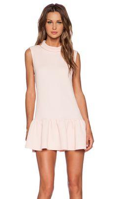 The Fifth Label Lonely Sea Dress in Blush   REVOLVE  Beautiful for pref night but not available until after rushing :(