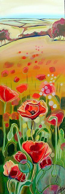 Poppies by Emily Garces