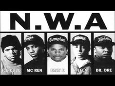 N.W.A. - Gangsta Gangsta (The Explicit) - YouTube