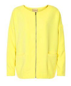 Wiosenny płaszcz ICHI oversize http://allegro.pl/ichi-elegancki-plaszcz-damski-oversize-zolty-40-l-i5564617617.html