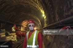 RESTORATION WORK ON THE CHANNEL TUNNEL (Photo by Alain... #coquelles: RESTORATION WORK ON THE CHANNEL TUNNEL (Photo by Alain… #coquelles