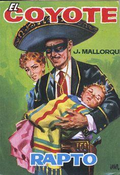Rapto. Ed. Cid, 1961 (Col. El Coyote ; 33)