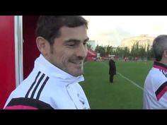 Impresionante Memoria De Iker Casillas