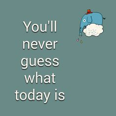 """You'll never guess what today is""   You'll never guess what today is   ..... to get the full story, click the link and the ""Like"" button. ;-)   http://www.lostandtired.com/2014/07/18/youll-never-guess-what-today-is/  #Autism #Family #SPD #SpecialNeedsParenting"