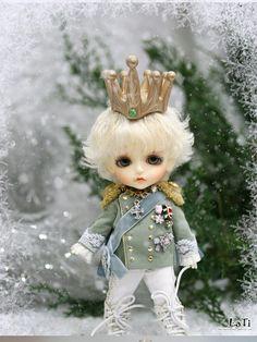 Christmas ver. Lea [Prince]-The nutcracker | por deapgy