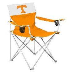 Logo Chair Tennessee Volunteers Big Boy Chair
