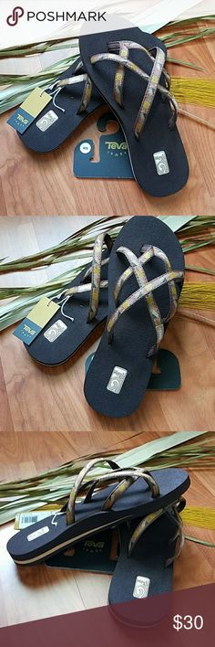 7d3b94b0d Teva Olowahu Mush Sandals   W on the product packaging refers to Womens  Cushy sandal