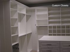 custom closets - Google Search