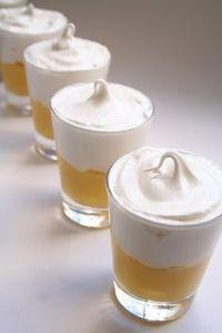Hos traemos una nueva crema, la Crema de naranja con merengue, un postre sano y delicioso que no podeis dejar de probar