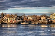 Kittery Maine - shopping, lunch