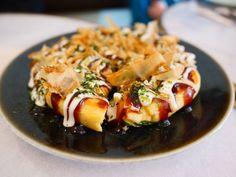 Arigato: platos japoneses y 'gelato' | Recetas El Comidista EL PAÍS Tofu, Salsa Picante, Gelato, Sushi, Cooking, Ethnic Recipes, Videos, Al Dente, Sauteed Spinach