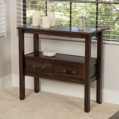 Grant Acacia Console Table | Wayfair