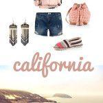 California Feeling: Outfit- und Reiseträumereien