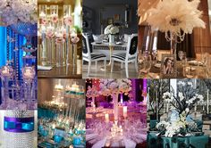 Classy and stylish event or ball.