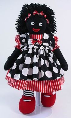 1000+ images about golliwog patterns on Pinterest Knitted dolls, Knitting p...