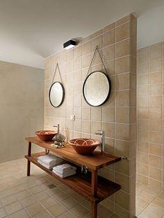 Double Vanity, Hotels, Mirror, Bathroom, Furniture, Home Decor, Washroom, Decoration Home, Room Decor