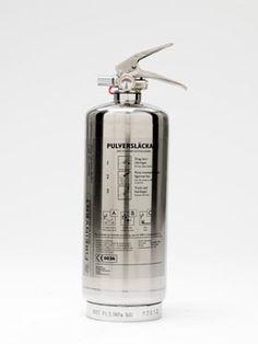 Kick-ass fire extinguisher