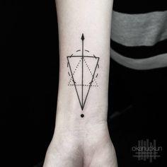deathly hallows tattoo. #harrypotter