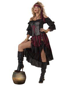 Pirate Halloween Costumes for Women | Halloween Costumes / Adult Costumes / Womens Costumes / Pirate ...