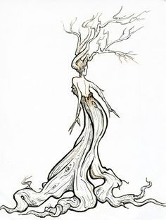 woman tree - Google Search