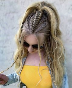 Shoulder Length Twist Braids - 50 Thrilling Twist Braid Styles To Try This Season - The Trending Hairstyle Cool Braid Hairstyles, Chic Hairstyles, Updo Hairstyle, Wedding Hairstyle, Hair Wedding, Prom Hairstyles, Curly Hair Styles, Natural Hair Styles, Braids For Black Hair