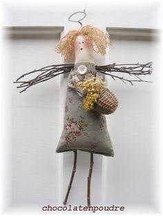 Garden Angel, via Flickr.