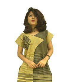 LadyIndia.com #Stitched Kurti, Garg Fashion Daily Wear Yellow Designer Cotton Stitched Kurti, Stitched Kurti, Kurtas, Daily Wear Kurti, Designer Kurti, https://ladyindia.com/collections/ethnic-wear/products/garg-fashion-daily-wear-yellow-designer-cotton-stitched-kurti