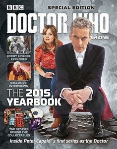 Blogtor Who: Doctor Who Magazine: The 2015 Yearbook