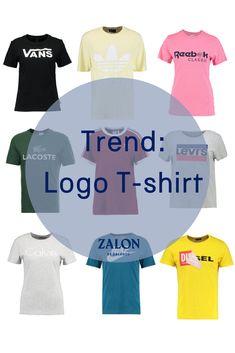 41a54baaccc4d6 Logo Trends 2018  Die Evolution der Logo-Shirts