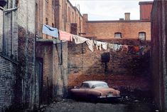Fred Herzog: Uno de los pioneros de la fotografia callejera en color | OLDSKULL