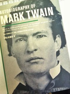 Samuel Clemens, aka Mark Twain c. 1851, when the author was just sixteen. This daguerreotype graces the cover of the second volume of Twain's autobiography, which will be published on October 5, 2013.