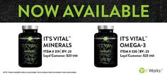 BRAND NEW products enter the IT Works! Global product line!