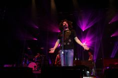 Counting Crows performing @ the Lacoste L!VE Concert Series in Williamsburg, Brooklyn. #LacosteL!VE #LacosteLIVEConcertSeries #Counting Crows #Music #livelovesbk