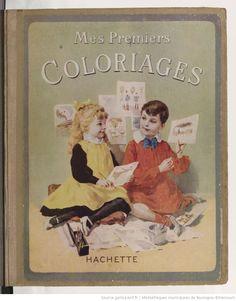 Mes Premiers Coloriages Mademoiselle H S Bres Livre