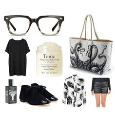 """""""In an octopuses' garden"""" by consciouslychic on Polyvore"""