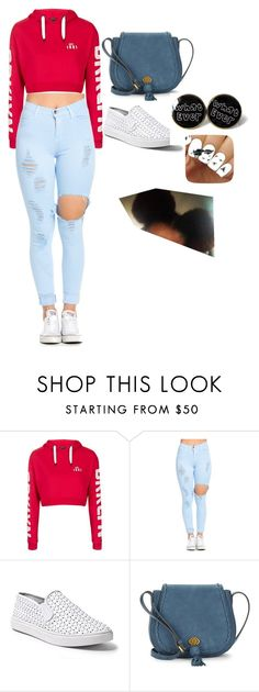 """Easy Everyday"" by victoriaellis78 on Polyvore featuring Topshop, Steve Madden and Nanette Lepore"