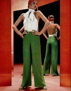 1972. 1970s fashion