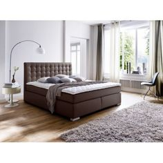 Tom Tailor Boxspringbett Color Box Tom TailorTom Tailor Isabell box spring bed – 140 x 200 cm Furniture-like furniture-like Bedroom Furniture Sets, Bedroom Sets, Furniture Design, Minimalist Furniture, Classic Furniture, Tapetes Vintage, Lit Queen Size, Camas King, Casa Clean