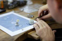 The Asprey Jewellery Workshop