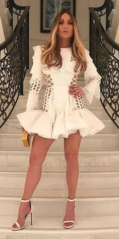 Look of the Day - Jennifer Lopez from InStyle.com