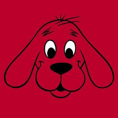 Clifford The Big Red Dog Youth T-
