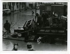 1000 images about the 1937 flood on pinterest for Furniture history society