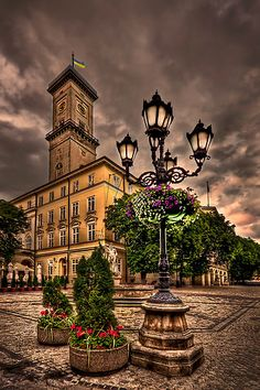 City Hall  Lviv, Ukraine