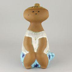 Lisa Larson (Larsons ungar 1961) Charming Lotta figurine
