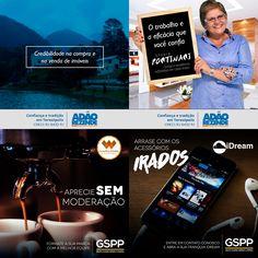 SOCIAL MEDIA  Assistente responsável pela produção de conteúdo nas redes sociais. Grupo Soares Pereira Adão Rezende