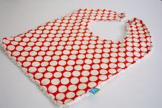Tutorial: Bib - with printable pattern