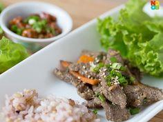 Bulgogi Recipe | Korean Beef BBQ - Noob Cook Recipes