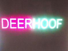 Deerhoof - Twin Killers Twins, Neon Signs, Music, Musica, Musik, Muziek, Gemini, Music Activities, Twin