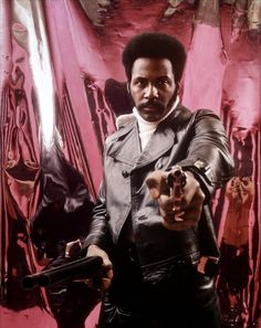 SHUT YOUR MOUTH!   BLAXPLOITATION WEEKENDRichard Roundtree as Shaft. A dude with a plan to stick it to The Man!